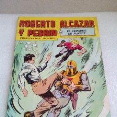 Tebeos: ROBERTO ALCAZAR Y PEDRIN Nº 137. EL HOMBRE DE MARTE. CON PUBLICIDAD MAZINGER-Z CONTRAPORTADA. Lote 128900775