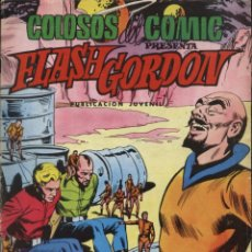 Tebeos: COMIC FLASH GORDON, Nº 20 - COLOSOS DEL COMIC; EDITORIAL VALENCIANA. Lote 129025247