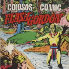 Tebeos: COMIC FLASH GORDON, Nº 12 - COLOSOS DEL COMIC; EDITORIAL VALENCIANA. Lote 129025255