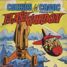 Tebeos: COMIC FLASH GORDON, Nº 11 - COLOSOS DEL COMIC; EDITORIAL VALENCIANA. Lote 129025271