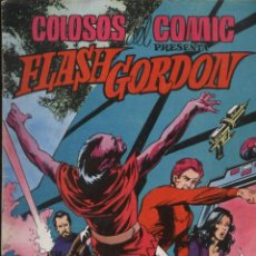 Tebeos: COMIC FLASH GORDON, Nº 4 - COLOSOS DEL COMIC; EDITORIAL VALENCIANA. Lote 129025363