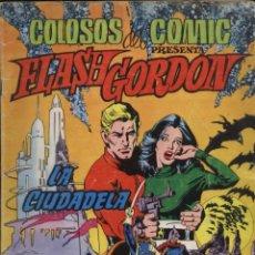 Tebeos: COMIC FLASH GORDON, Nº 3 - COLOSOS DEL COMIC; EDITORIAL VALENCIANA. Lote 129025439