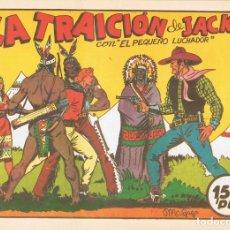 Tebeos: LA TRAICIÓN DE JACK CON ¨EL PEQUEÑO LUCHADOR¨ Nº 2 FACSÍMIL . Lote 129215367