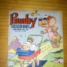 Tebeos: PUMBY - NÚMERO 807 - AÑO 1973 - PERFECTO ESTADO. Lote 129231731