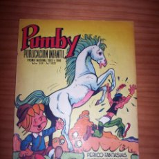 Tebeos: PUMBY - NÚMERO 821 - AÑO 1973 - PERFECTO ESTADO. Lote 129294255