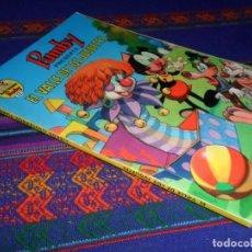 Tebeos: LIBROS ILUSTRADOS PUMBY Nº 12, EL VALLE DE LOS JUGUETES. VALENCIANA 1969. 35 PTS.. Lote 129308359