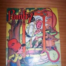Tebeos: PUMBY - NÚMERO 829 - AÑO 1973 - PERFECTO ESTADO. Lote 129327735