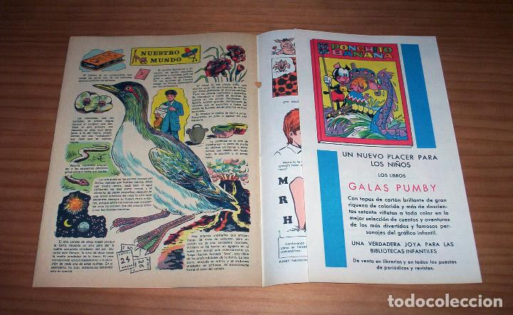 Tebeos: PUMBY - NÚMERO 851 - AÑO 1974 - PERFECTO ESTADO - Foto 6 - 129429315