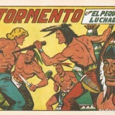 Tebeos: EL TORMENTO CON EL PEQUEÑO LUCHADOR Nº 132 FACSÍMIL . Lote 129438619