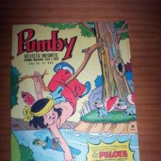 Tebeos: PUMBY - NÚMERO 854 - AÑO 1974 - PERFECTO ESTADO. Lote 129494407