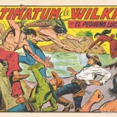 Tebeos: ULTIMATUM DE WILKIE CON EL PEQUEÑO LUCHADOR Nº 186 FACSÍMIL . Lote 129696655