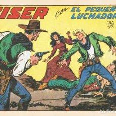 Livros de Banda Desenhada: TISER CON EL PEQUEÑO LUCHADOR Nº 208 FACSÍMIL . Lote 129711535