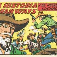 Livros de Banda Desenhada: LA HISTORIA DE ARANWAYS CON EL PEQUEÑO LUCHADOR Nº 210 FACSÍMIL. Lote 129711867