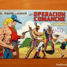 Giornalini: EL PEQUEÑO LUCHADOR - OPERACIÓN COMANCHE, Nº 24 - EDITORIAL VALENCIANA 1960 - SIN ABRIR. Lote 129958615