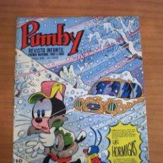 Tebeos: PUMBY - NÚMERO 903 - AÑO 1975 - PERFECTO ESTADO. Lote 130045639