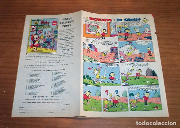 Tebeos: PUMBY - NÚMERO 904 - AÑO 1975 - PERFECTO ESTADO - Foto 8 - 130046331