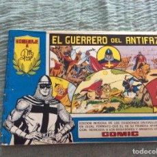 Tebeos: EL GUERRERO DEL ANTIFAZ COMIC. Lote 130191831