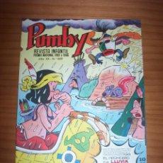 Tebeos: PUMBY - NÚMERO 889 - AÑO 1974 - PERFECTO ESTADO. Lote 130240830