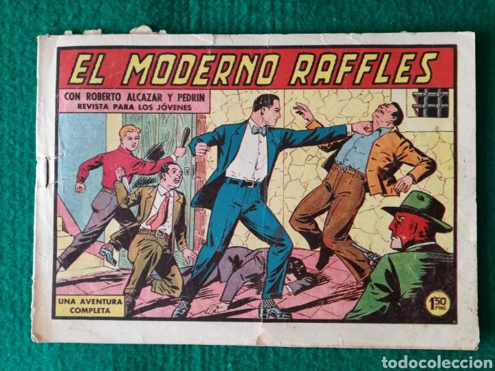 ROBERTO ALCÁZAR Y PEDRIN N°450 (Tebeos y Comics - Valenciana - Roberto Alcázar y Pedrín)