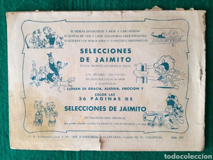 Tebeos: ROBERTO ALCÁZAR Y PEDRIN n°450 - Foto 3 - 130309950