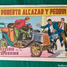 Tebeos: ROBERTO ALCÁZAR Y PEDRIN N°952. Lote 130315568