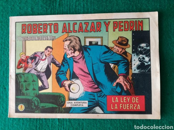 ROBERTO ALCÁZAR Y PEDRIN N°974 (Tebeos y Comics - Valenciana - Roberto Alcázar y Pedrín)