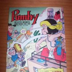 Tebeos: PUMBY - NÚMERO 918 - AÑO 1975 - PERFECTO ESTADO. Lote 130482146