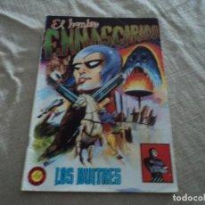 Tebeos: COLOSOS DEL COMIC Nº 1. EDITORA VALENCIANA. EL HOMBRE ENMASCARADO. LOS BUITRES. Lote 130535170