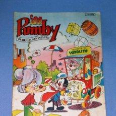 Tebeos: SUPER PUMBY Nº 20 AÑO 1966 VALENCIANA ORIGINAL VER DESCRIPCION Y ARTICULOS RELACIONADOS. Lote 130589734