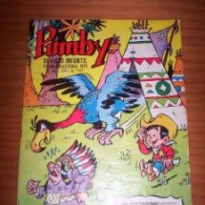 Tebeos: PUMBY - NÚMERO 997 - AÑO 1976 - PERFECTO ESTADO. Lote 130593158