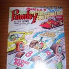 Tebeos: PUMBY - NÚMERO 1009 - AÑO 1977 - PERFECTO ESTADO. Lote 130596150