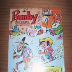 Tebeos: PUMBY - NÚMERO 1020 - AÑO 1977 - PERFECTO ESTADO. Lote 130601234