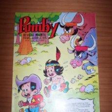 Tebeos: PUMBY - NÚMERO 1027 - AÑO 1977 - PERFECTO ESTADO. Lote 130604542