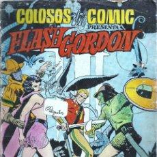 Tebeos: COLOSOS DEL COMIC FLASH GORDON Nº7,EN EL PAIS DE LOS DJALE.EDITORIAL VALENCIANA.. Lote 130758732