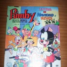 Tebeos: PUMBY - NÚMERO 893: EXTRA DE NAVIDAD Y REYES - AÑO 1974 - MUY BUEN ESTADO. Lote 130773376