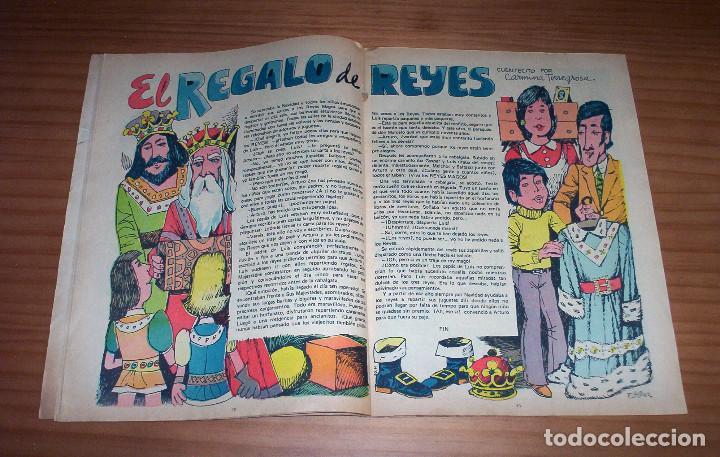 Tebeos: PUMBY - NÚMERO 893: EXTRA DE NAVIDAD Y REYES - AÑO 1974 - MUY BUEN ESTADO - Foto 5 - 130773376