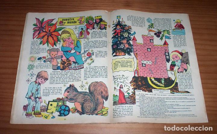 Tebeos: PUMBY - NÚMERO 893: EXTRA DE NAVIDAD Y REYES - AÑO 1974 - MUY BUEN ESTADO - Foto 7 - 130773376