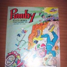 Tebeos: PUMBY - NÚMERO 1042 - AÑO 1977 - PERFECTO ESTADO. Lote 130775032