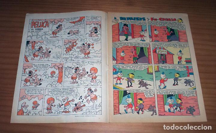 Tebeos: PUMBY - NÚMERO 1045 - AÑO 1977 - PERFECTO ESTADO - Foto 2 - 130775320