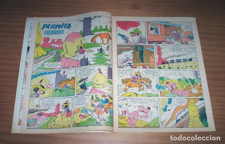 Tebeos: PUMBY - NÚMERO 1045 - AÑO 1977 - PERFECTO ESTADO - Foto 3 - 130775320
