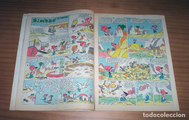 Tebeos: PUMBY - NÚMERO 1045 - AÑO 1977 - PERFECTO ESTADO - Foto 4 - 130775320