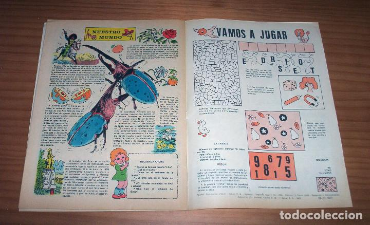 Tebeos: PUMBY - NÚMERO 1045 - AÑO 1977 - PERFECTO ESTADO - Foto 7 - 130775320