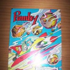 Tebeos: PUMBY - NÚMERO 1118 - AÑO 1981 - PERFECTO ESTADO. Lote 130830300