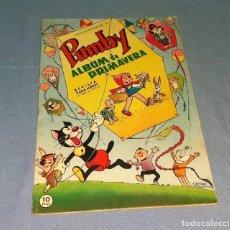 Tebeos: COMIC PUMBY ALBUM DE PRIMAVERA 1966 VALENCIANA EN MUY BUEN ESTADO ORIGINAL. Lote 130833088