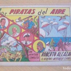 Tebeos: ROBERTO ALCAZAR LOTE DESDE EL Nº 1 AL 93, HAY 59? Nº VER FOTOS. Lote 138774416
