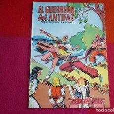 Tebeos: EL GUERRERO DEL ANTIFAZ 224 ZENON SUF PUBLICACION JUVENIL EDITORA VALENCIANA. Lote 131082196