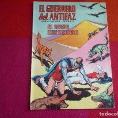 Tebeos: EL GUERRERO DEL ANTIFAZ 228 EL REINO MISTERIOSO PUBLICACION JUVENIL EDITORA VALENCIANA. Lote 131082280