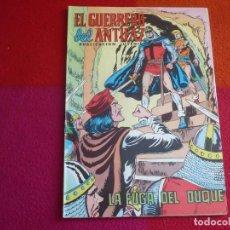 Tebeos: EL GUERRERO DEL ANTIFAZ 239 LA FUGA DEL DUQUE PUBLICACION JUVENIL EDITORA VALENCIANA. Lote 131082504