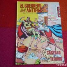 Tebeos: EL GUERRERO DEL ANTIFAZ 241 EL CASTILLO DEL TERROR PUBLICACION JUVENIL EDITORA VALENCIANA. Lote 131083300