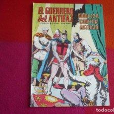 Tebeos: EL GUERRERO DEL ANTIFAZ 252 NOBLEZA CONTRA ASTUCIA PUBLICACION JUVENIL EDITORA VALENCIANA. Lote 131083576